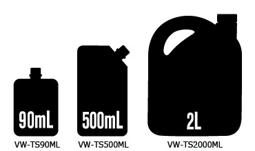 container sizes 90_500mL_2L