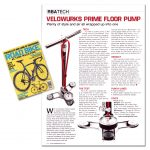 RBA Prime floor pump review