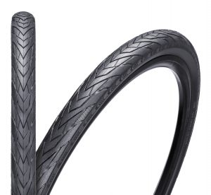 A series urban bike tires